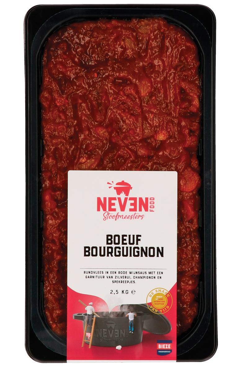 Neven Food boeuf bourguignon rund