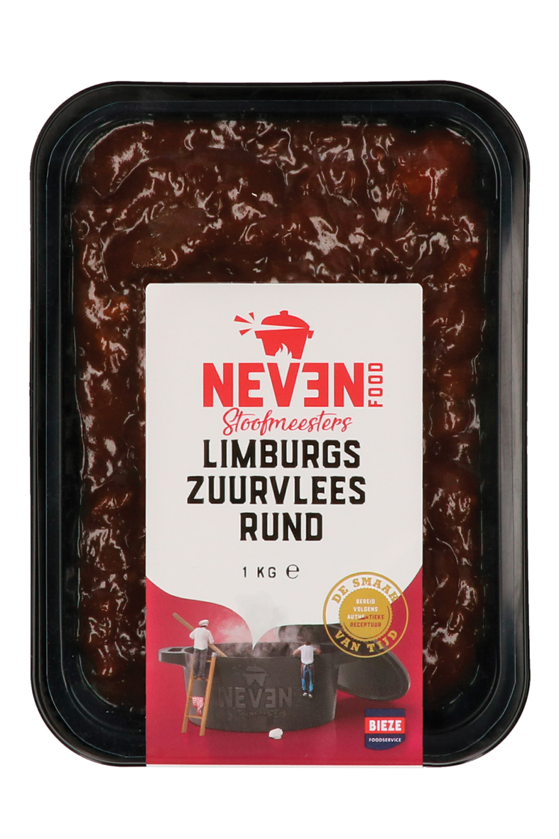 Neven Food limburgs zuurvlees rund