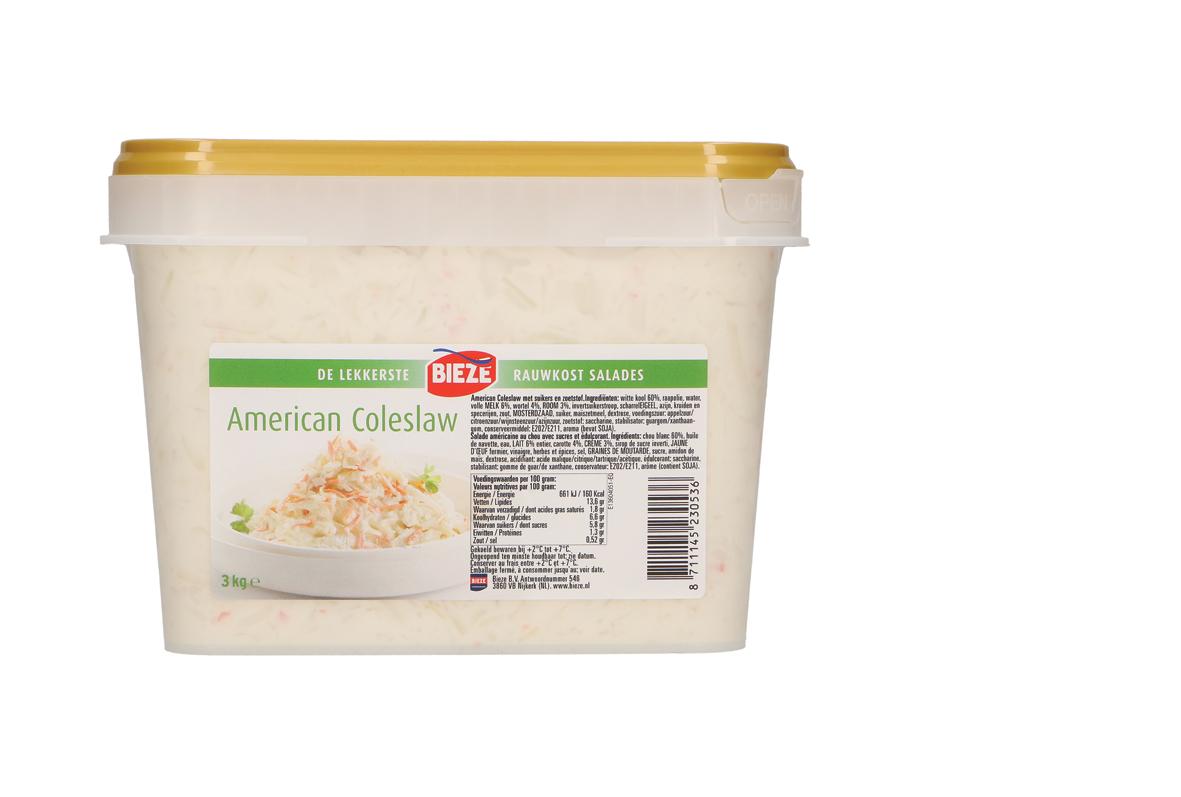 Bieze American coleslaw