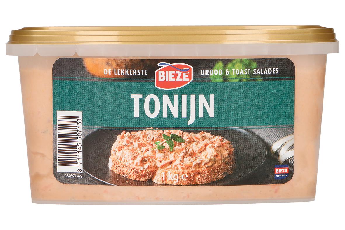 Bieze tonijnsalade