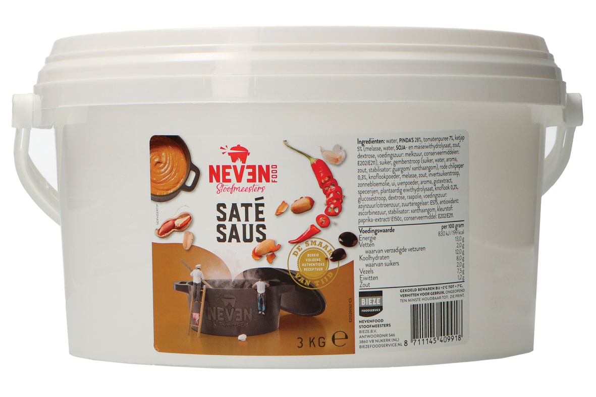 Neven Food satésaus