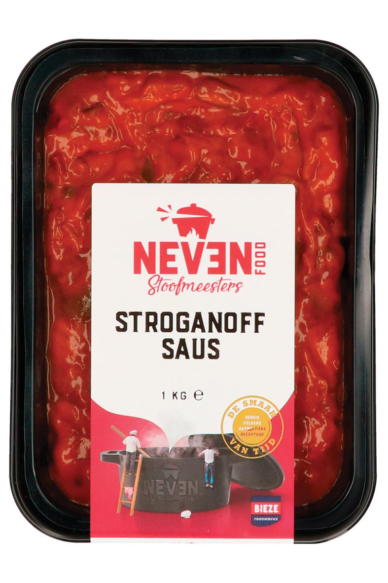 Neven Food stroganoffsaus