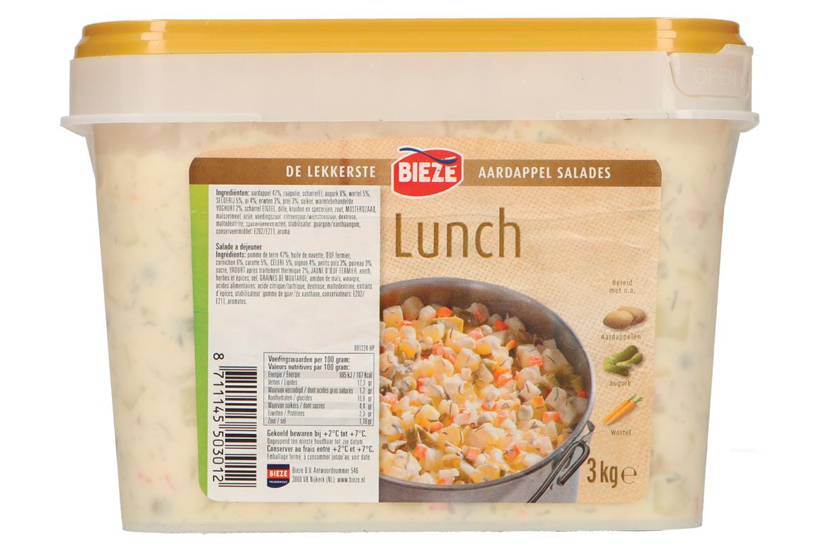 Bieze lunchsalade