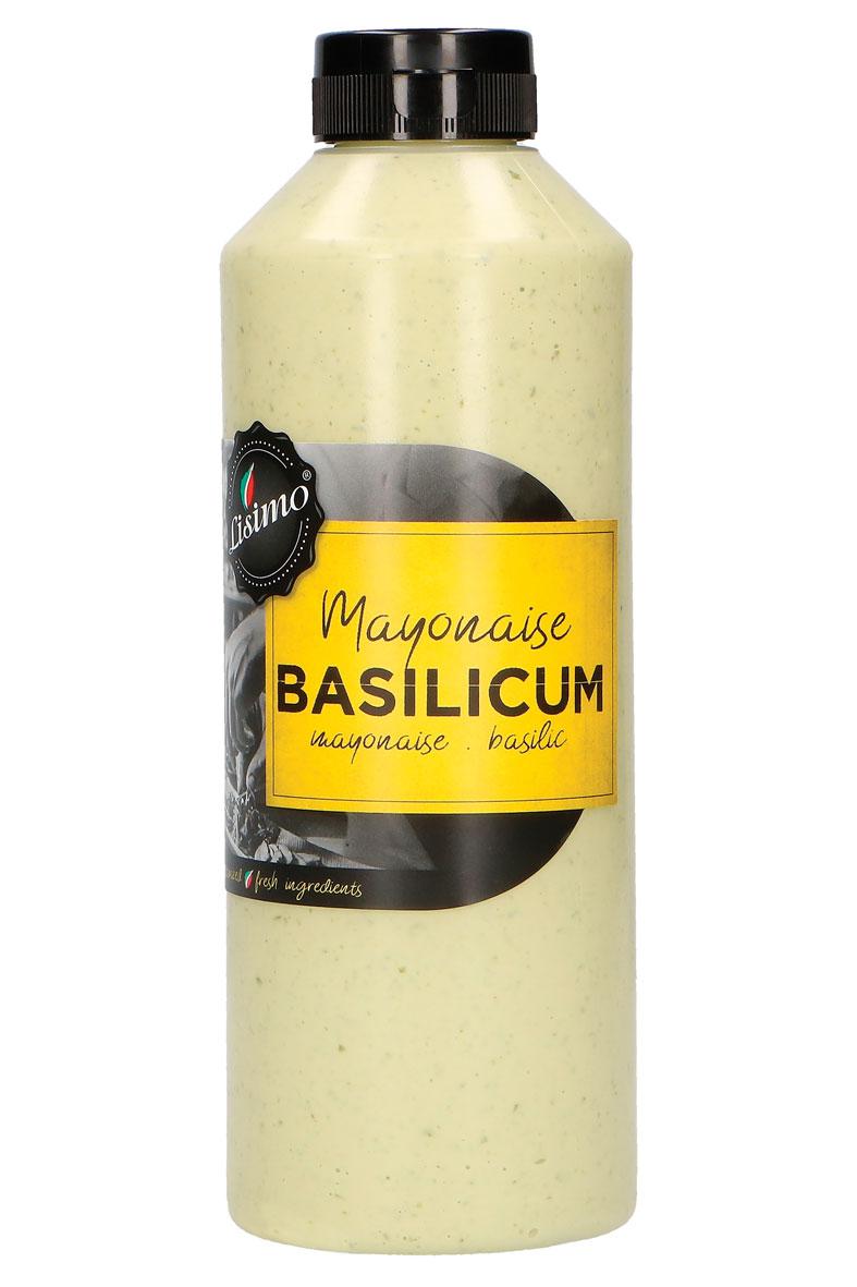 Lisimo mayonaise basilicum