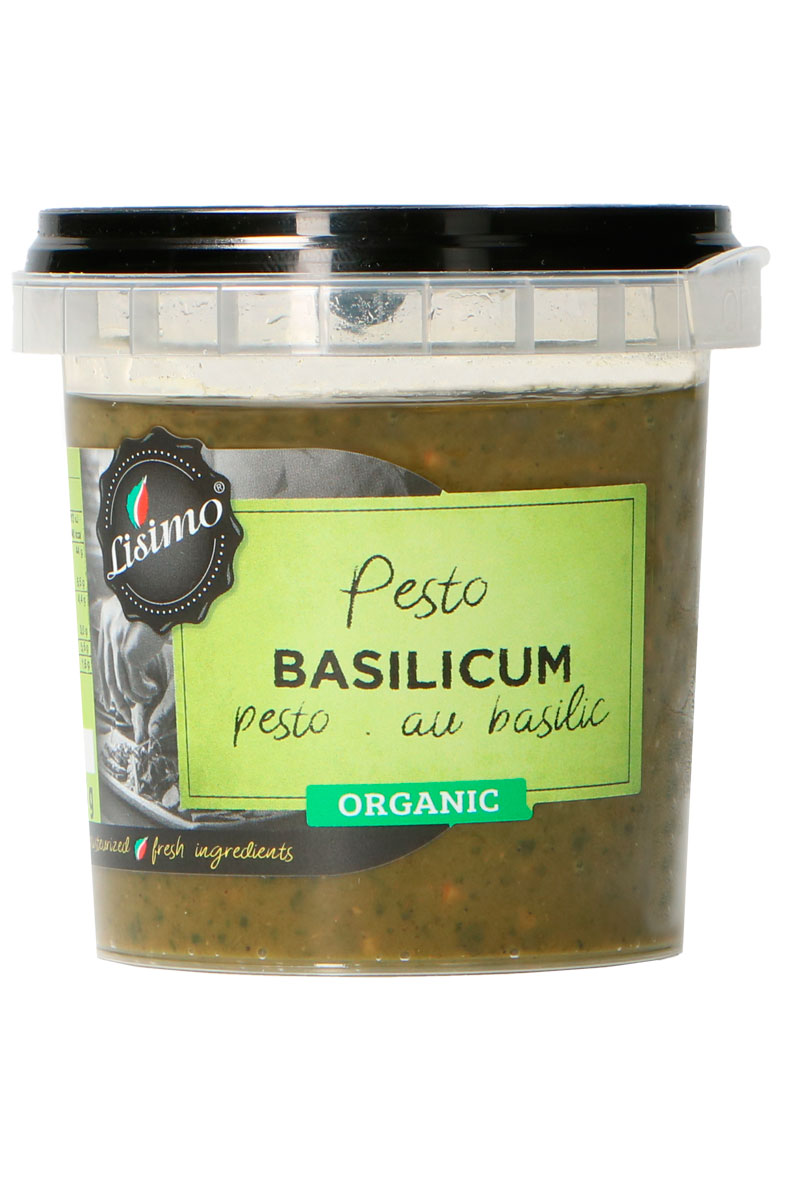 Lisimo biologisch pesto basilicum