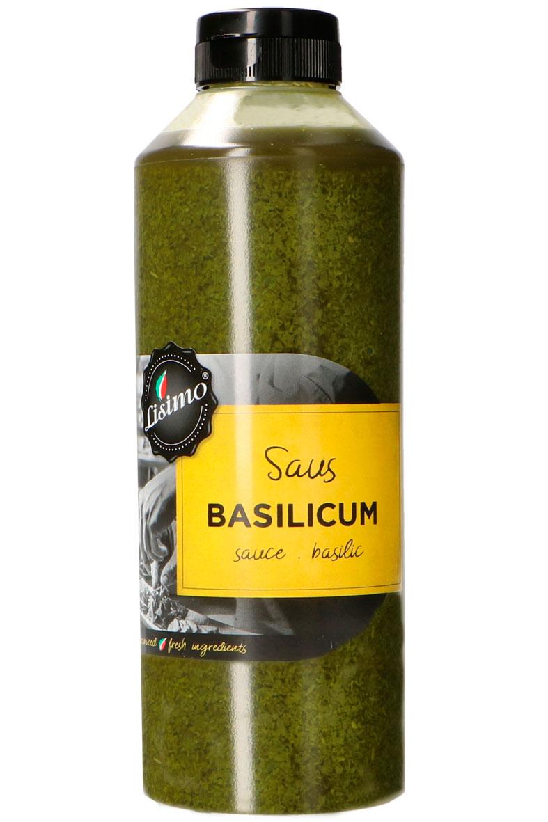 Lisimo saus basilicum