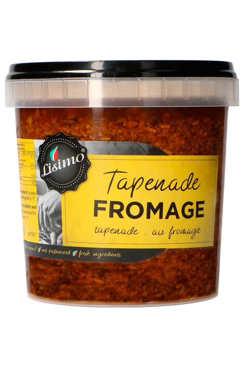 Lisimo tapenade fromage