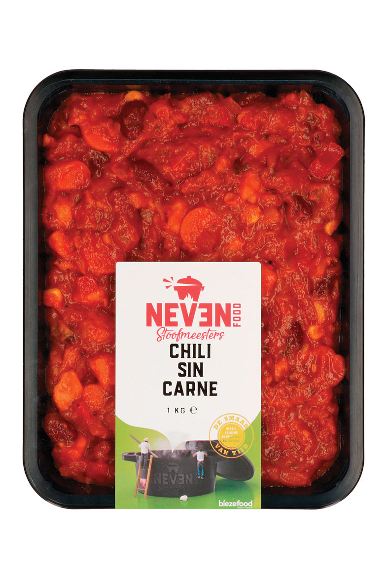 Neven Food chili sin carne