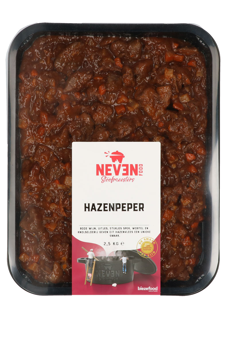 Neven Food hazenpeper
